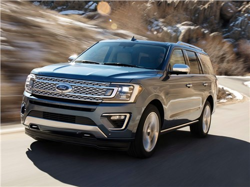Ford Expedition <br />(универсал 5-дв.)