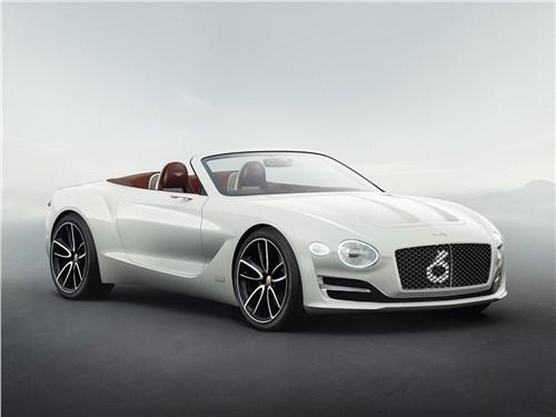Bentley EXP 12 Speed 6e Concept 2017 Роскошь под током