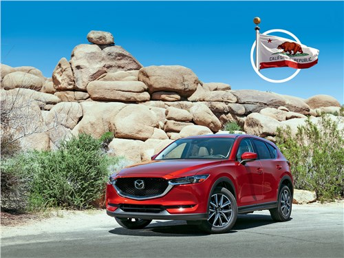 Mazda CX-5 - автопутешествие: mazda cx-5 2017. без трампа? запросто!
