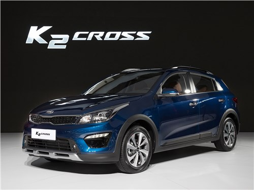 KIA K2 Cross (хэтчбек 5-дв.)