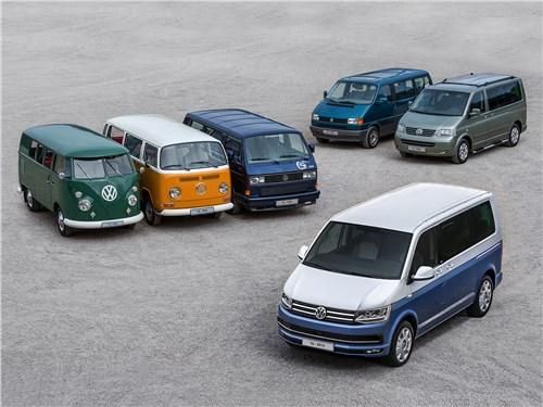 Volkswagen. От юбилея к юбилею!