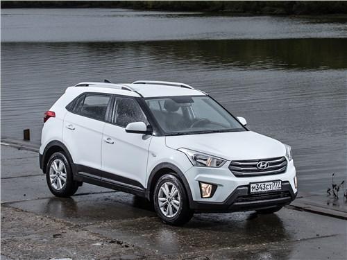 Hyundai Creta - hyundai creta 2016 дождевик