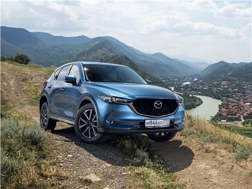 Mazda CX-5 - mazda cx-5 2017 в тихом омуте…