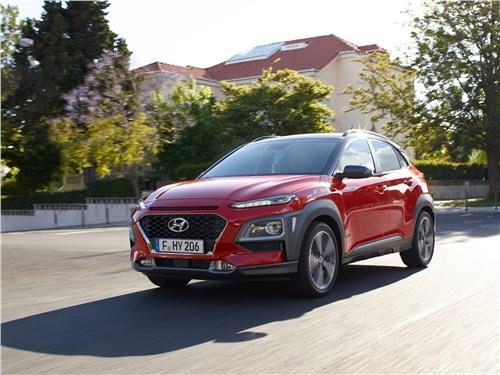 Новый Hyundai Kona - Hyundai Kona 2018 Имидж – всё!
