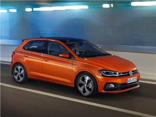 Новый Volkswagen Polo - Volkswagen Polo 2018 По-взрослому