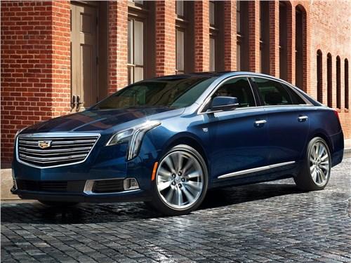 Cadillac XTS <br />(седан 4-дв.)