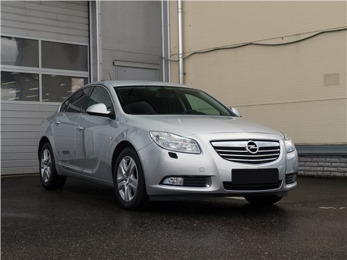 Opel Insignia - opel insignia 2009 тотальная перезагрузка