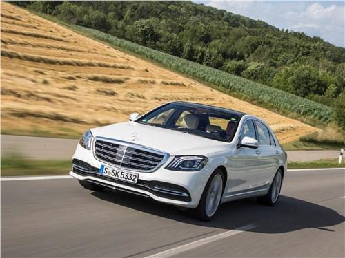 Mercedes-Benz S-Class - mercedes-benz s-class 2018 бери от жизни всё!