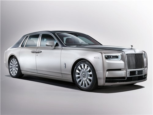 Rolls-Royce Phantom <br />(седан 4-дв.)