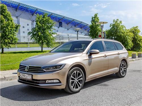 Volkswagen Passat - volkswagen passat variant 2015 глубокоуважаемый