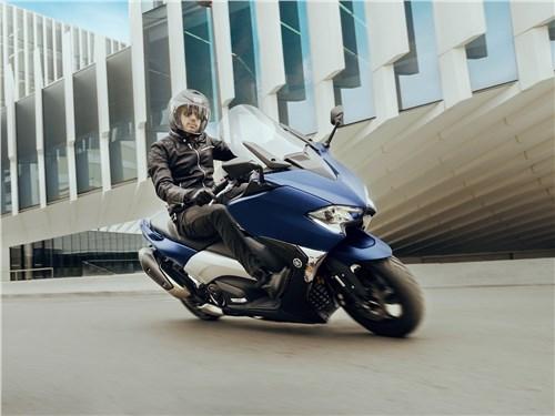 Yamaha TMAX.2017 Электроник