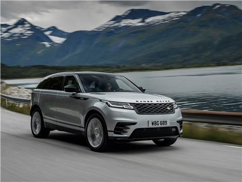 Land Rover Range Rover Velar - land rover range rover velar 2018 редукционист