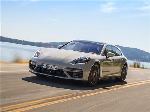 Porsche Panamera Sport Turismo - porsche panamera sport turismo 2018 мечты сбываются?