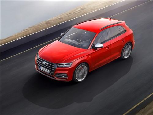 Audi SQ5 <br />(универсал 5-дв.)