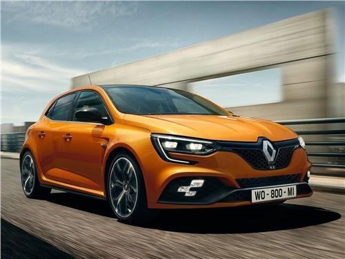Новый Renault Megane - Renault Megane RS 2018 Спорт на каждый день