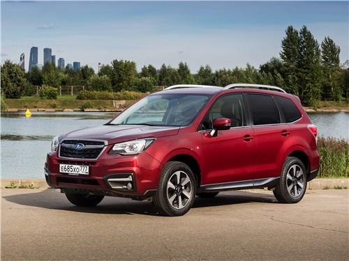 Subaru Forester - subaru forester 2016 парадоксов друг