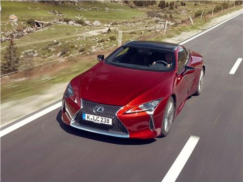 Lexus LC - lexus lc500 2017 закон телепортации