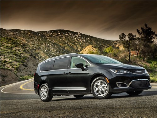 Новый Chrysler Pacifica - Chrysler Pacifica 2017 Дорогой семьянин
