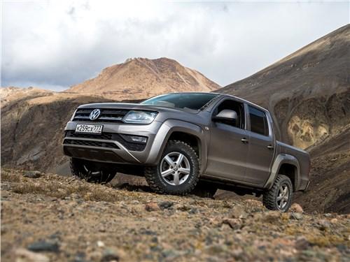 Volkswagen Amarok 2017 Не шелковый путь