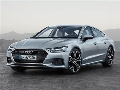 Audi A7 Sportback 2018 Спортивная закалка