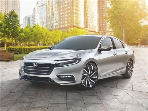 Honda Insight Concept 2018 Повышение в ранге