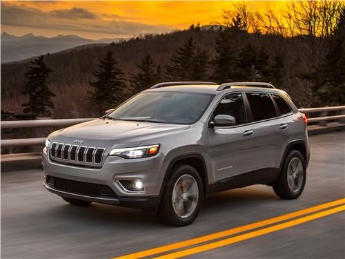 Предпросмотр jeep cherokee 2019 другими глазами