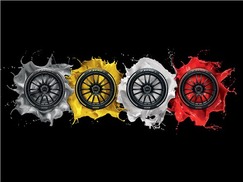 Шины Pirelli. Цветная революция по-итальянски