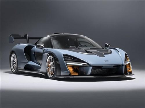 McLaren до 2025 года выпустит 18 новых моделей