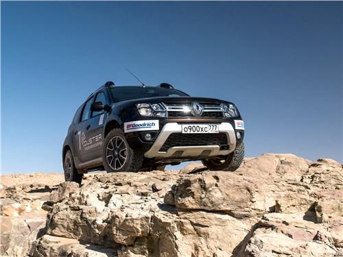 Renault Duster - через тернии к звездам на renault duster