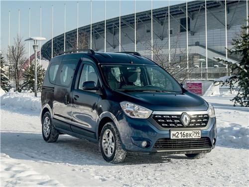 Renault Dokker <br />(минивэн)