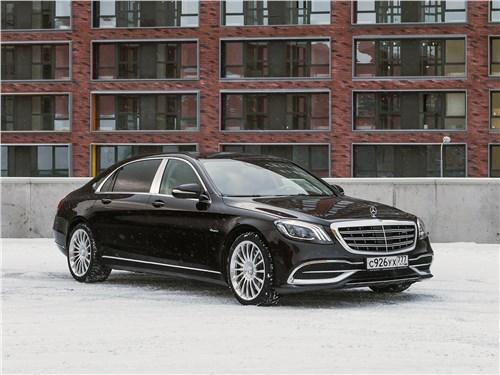 Всем хорош: обновленный Mercedes-Maybach S 450 4Matic 2018 понравится и пассажиру, и водителю