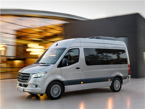 Mercedes-Benz Sprinter 2018 Флагман прибыл!