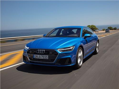 Audi A7 - audi a7 sportback 2018 как стимул для принятия решения