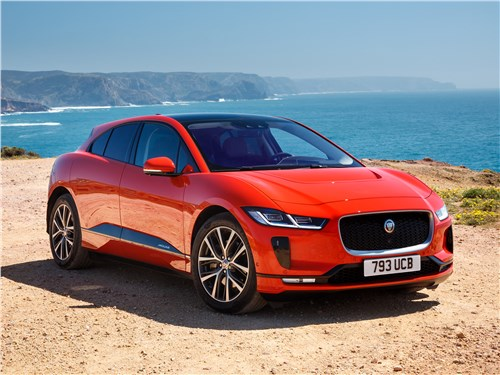 Jaguar I-Pace - jaguar i-pace 2019 чем озадачил, удивил и впечатлил