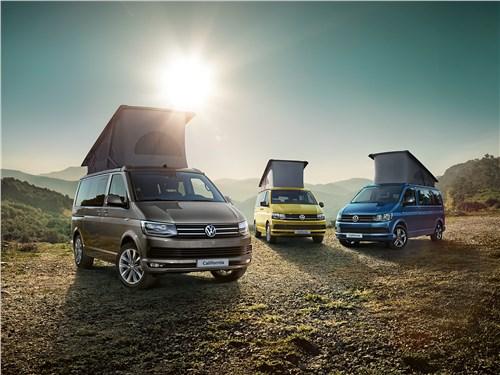 Volkswagen California 2018 Позволь себе больше!