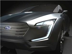 Новость про Subaru - Subaru готовит новый концепт к автосалону в Женеве