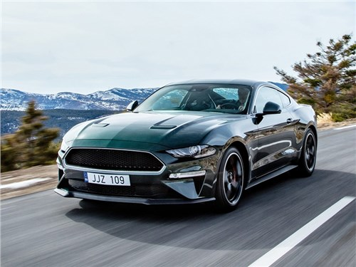 Новость про Ford Mustang - Ford Mustang