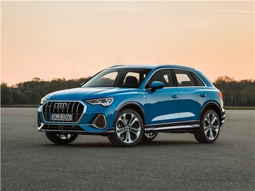 Новый Audi Q3 - Audi Q3 2019 В высшую лигу