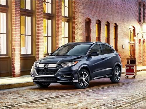 Новый Honda HR-V - Honda HR-V 2019 Техника безопасности