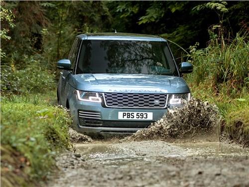 Range Rover Время новаций