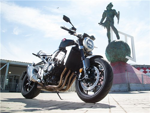 Honda CB1000R Neo Sports Cafe: Магия слов