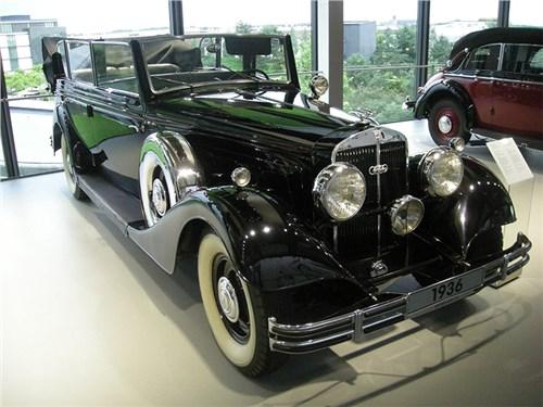 Новость про Audi - Horch 851