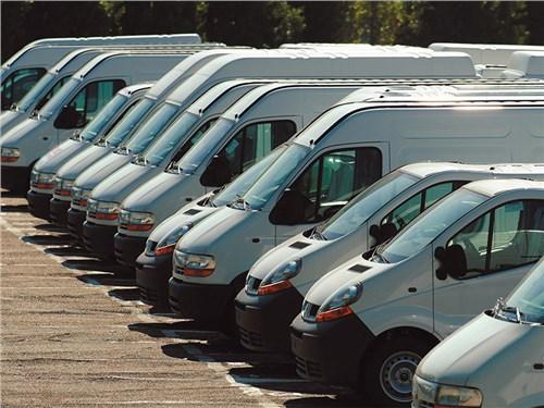 Российский рынок лёгких коммерческих автомобилей вошёл в пятёрку европейских лидеров