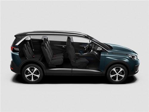 Новость про Peugeot - Спецверсия кроссоверов Peugeot 3008 и 5008