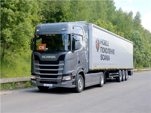 Scania S 500 2016 Новые викинги