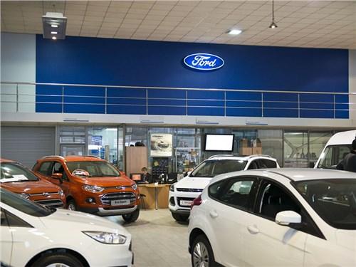 Новость про Ford - В России подорожали популярные модели Ford