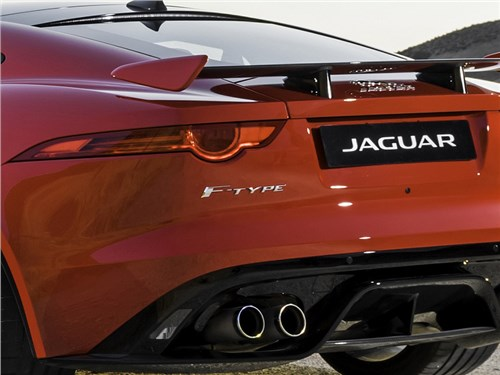 Новость про Jaguar - Новый Jaguar F-Type получит мощный мотор от BMW