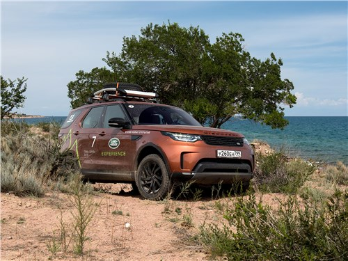 Land Rover Discovery - land rover discovery опаленные солнцем