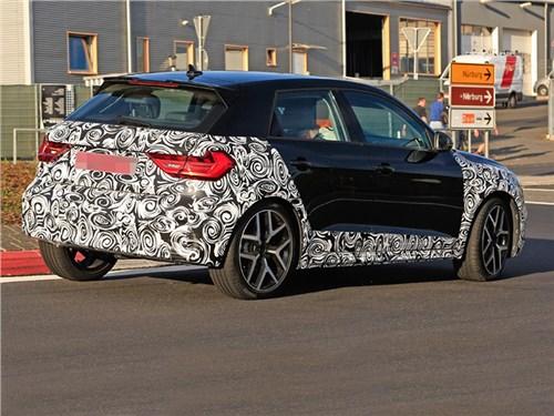 Новость про Audi A1 - Audi A1 allroad quattro 2019