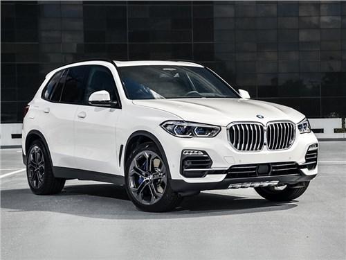 BMW X5 всё больше заряжают перед стартом
